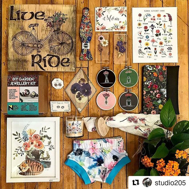 Love this floral Flat lay by @studio205 😍 Thanks for including my lotus earrings!! 🌼  #Repost @studio205 (@get_repost) ・・・ Flat lay Fri yay! 💐  #shoplocal #hamont #hamilton #studio205 #handmade #flatlay #canadiamade #madeincanada #floral #spring #springtime