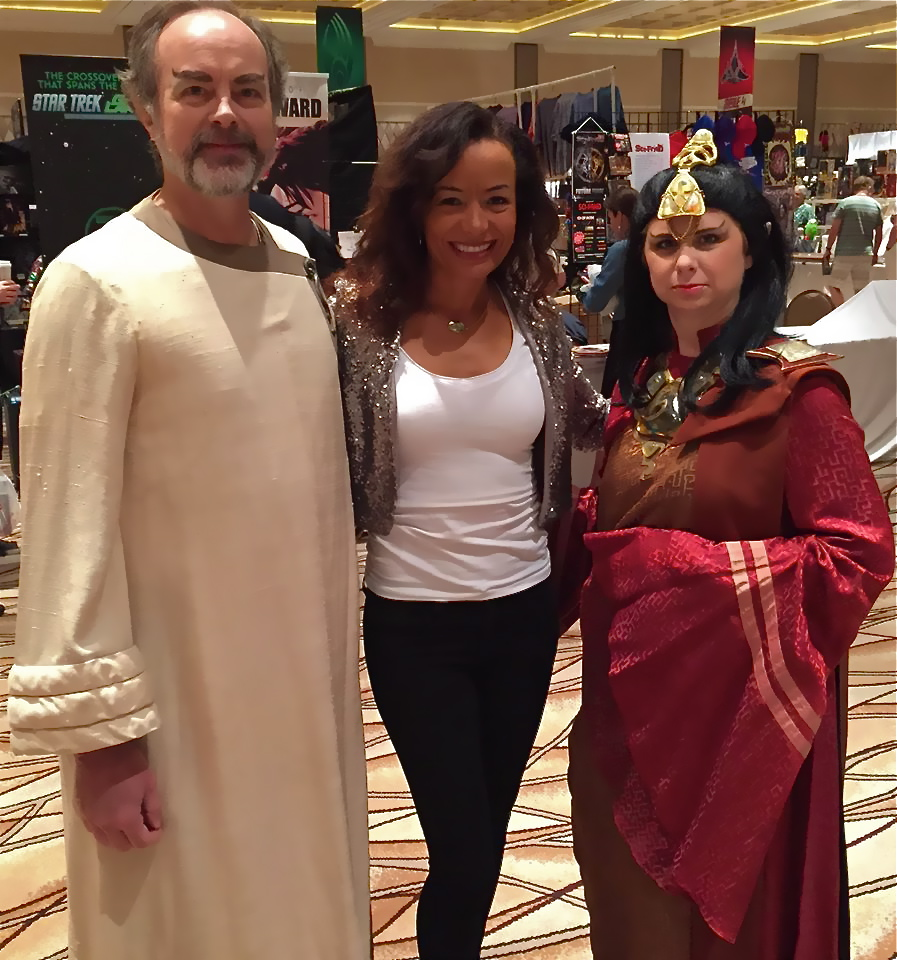 Star Trek Convention Vegas 2015 with Trekkies