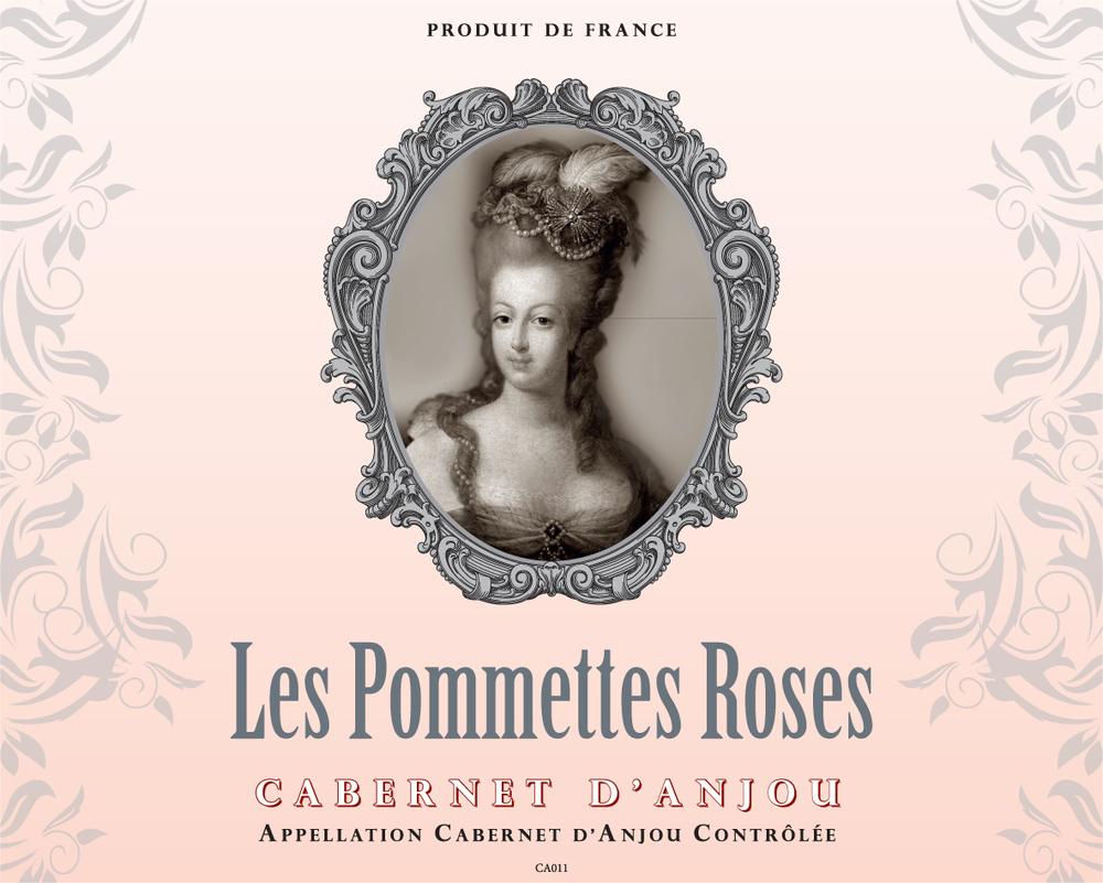 les pommettes roses cabernet d'anjou loire