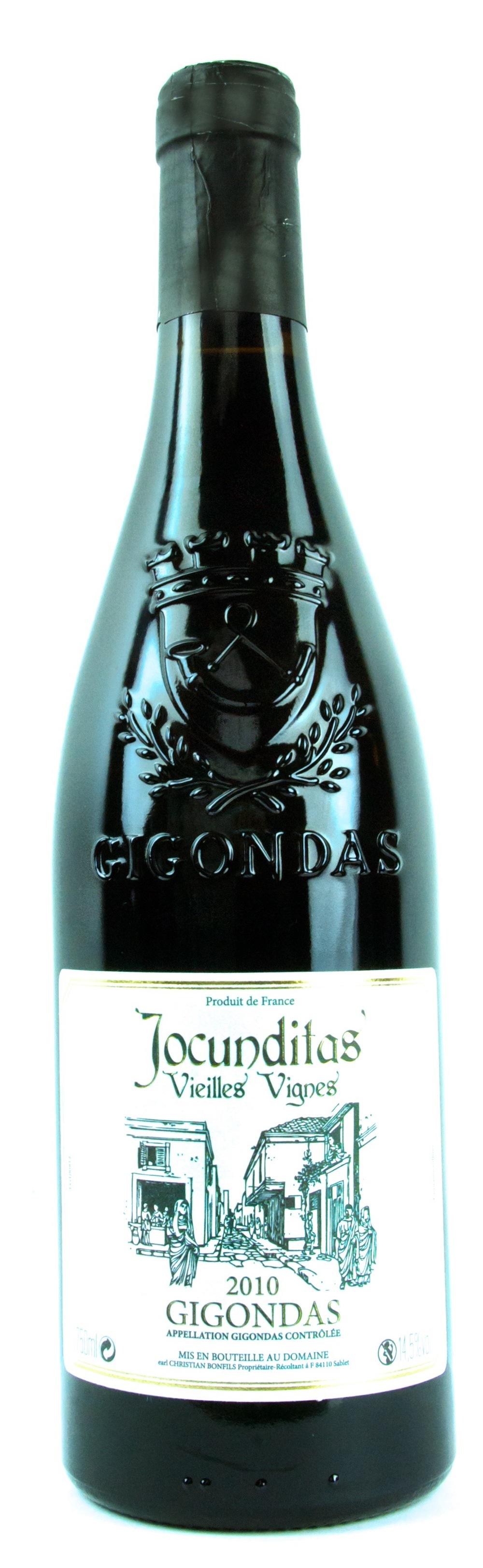 Jocunditas Gigondas