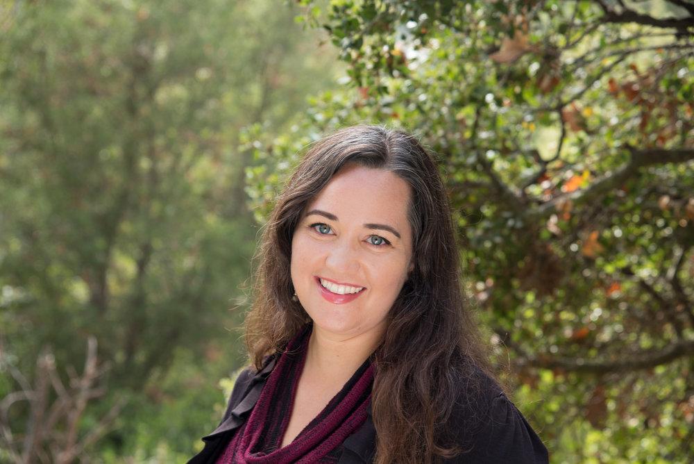 Courtney Shelburne Portrait