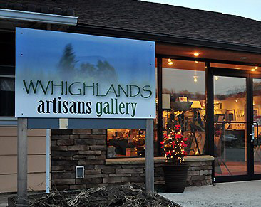 WV Highlands Artisans Gallery