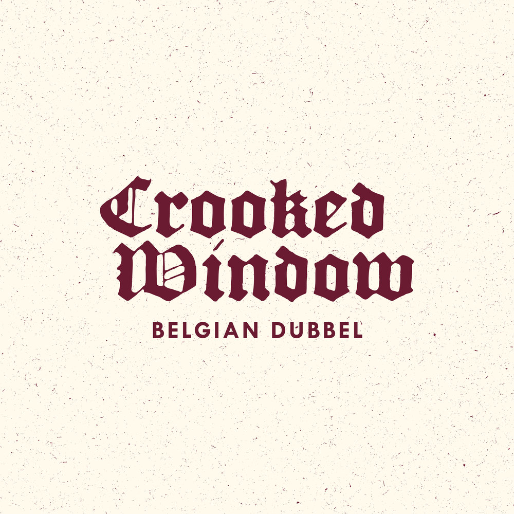 Belgian Dubbel 8.5% ABV Malty and sweet with hints of banana Brewed with dark candy syrup
