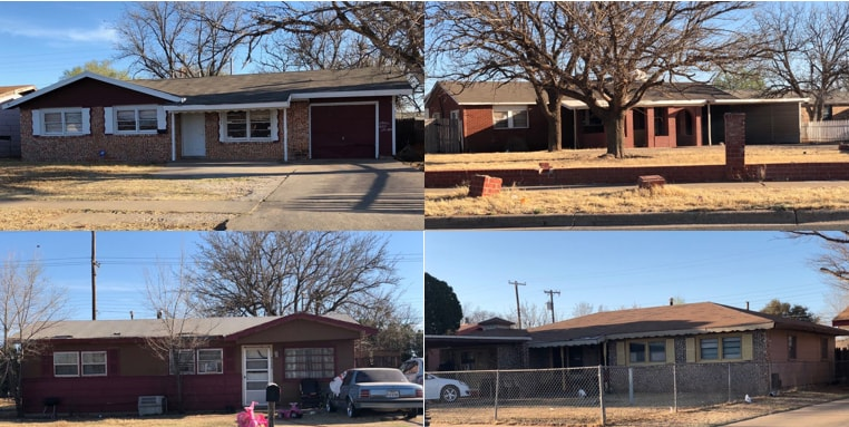 - For Sale 10 units in East Lubbock, Texas. The property is bundled for a sale at $499,000. The package can be sold together or split separately.Yearly Actual Rent Revenue: $75,660Yearly Pro-forma Rent Revenue: $83,400Average Yearly Occupancy Rate: Over 98%Want more information? Click here and insert the password we shared!
