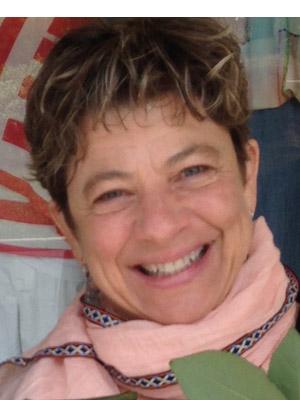 Ann Thompson, Poet-Pastor-Reiki Master