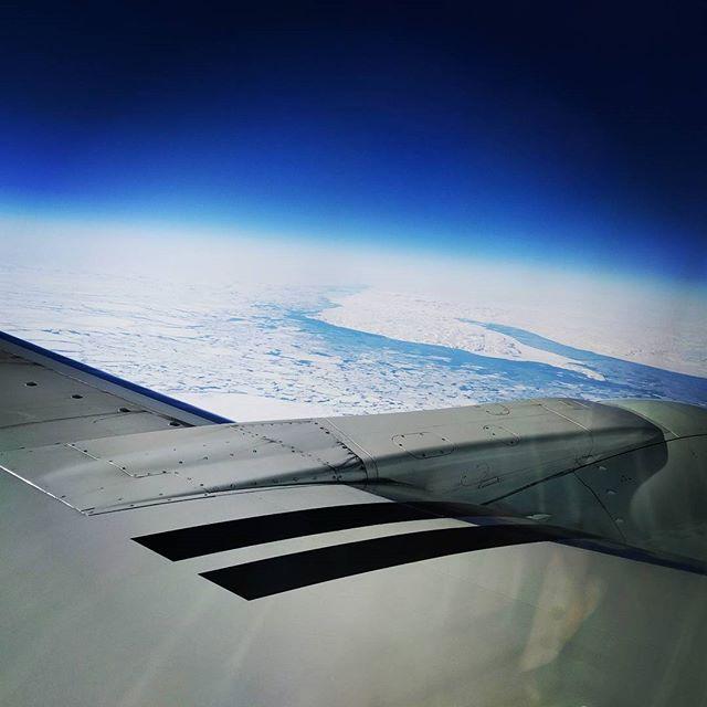 Sea Ice on Hudson Strait, Southern Baffin Island