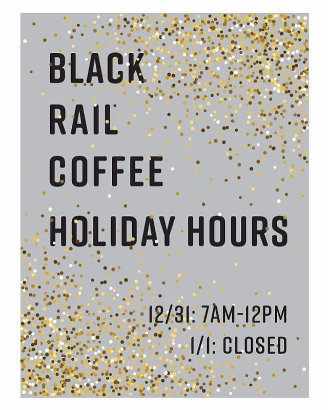 Please observe our New Years Eve hours