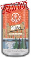 Amigo Mexican Amber Lager 12 Pack Cans