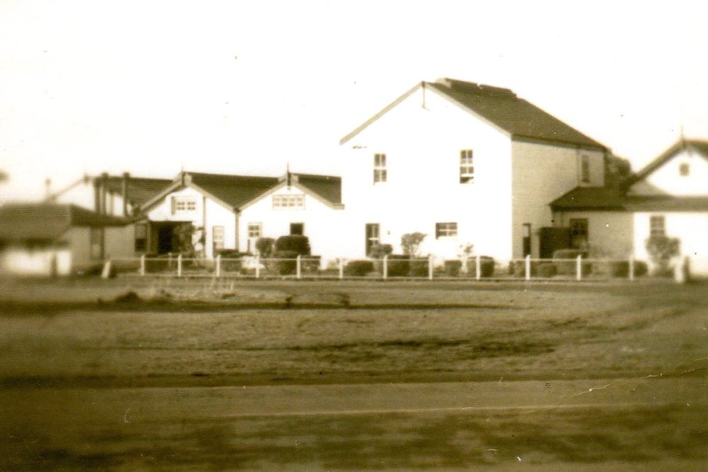 Pomborneit North Factory 1946