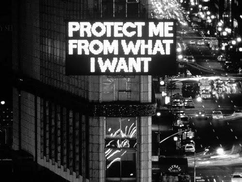 Jenny Holzer, NYC Times Square, 1982