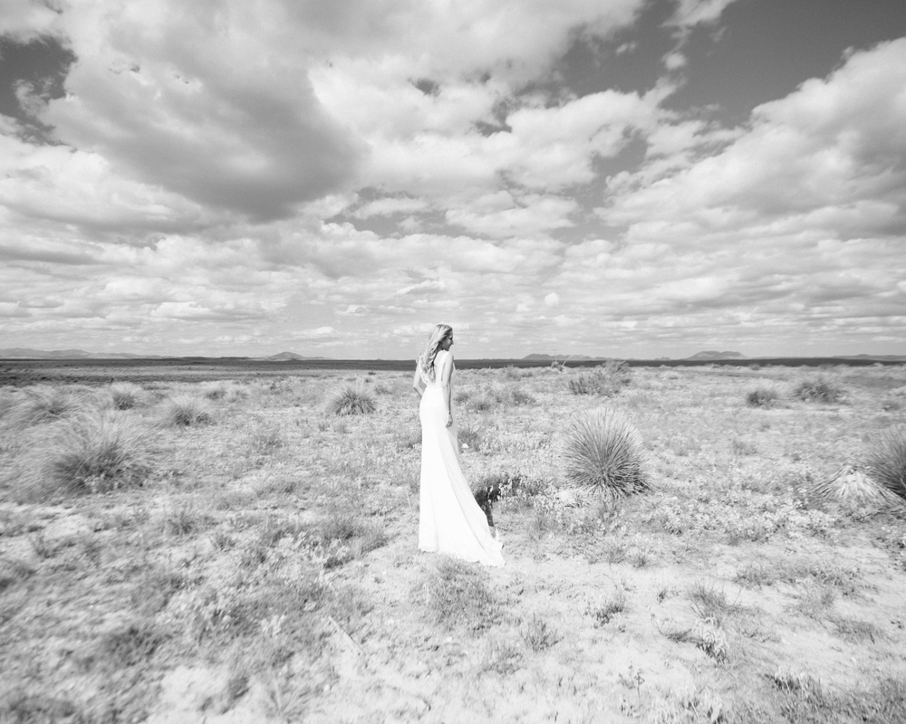 Marfa Texas Wedding