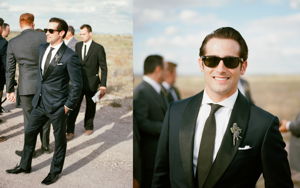 West Texas Wedding