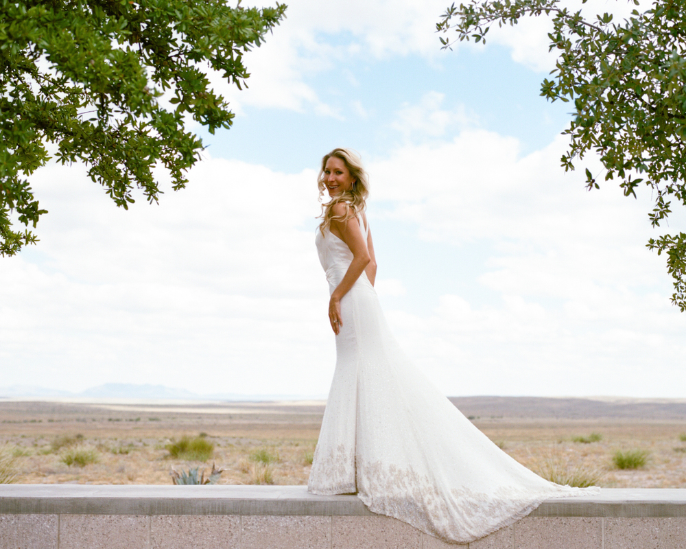 Jessica Garmon - Marfa Wedding Photographer