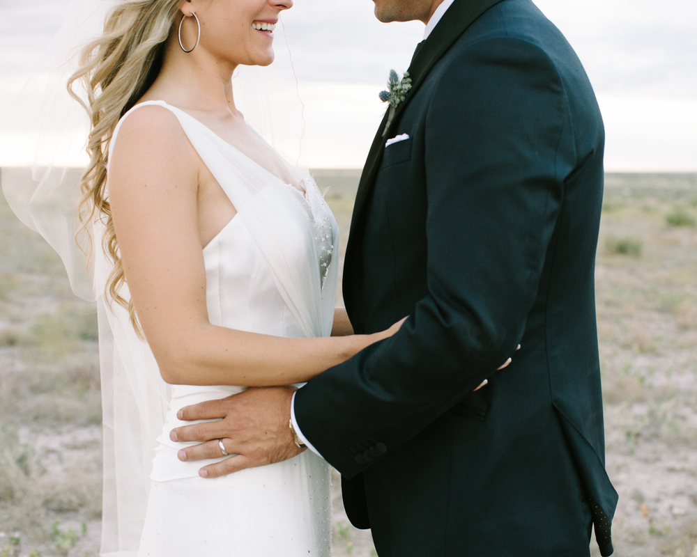 Jessica Garmon - Marfa Texas Wedding