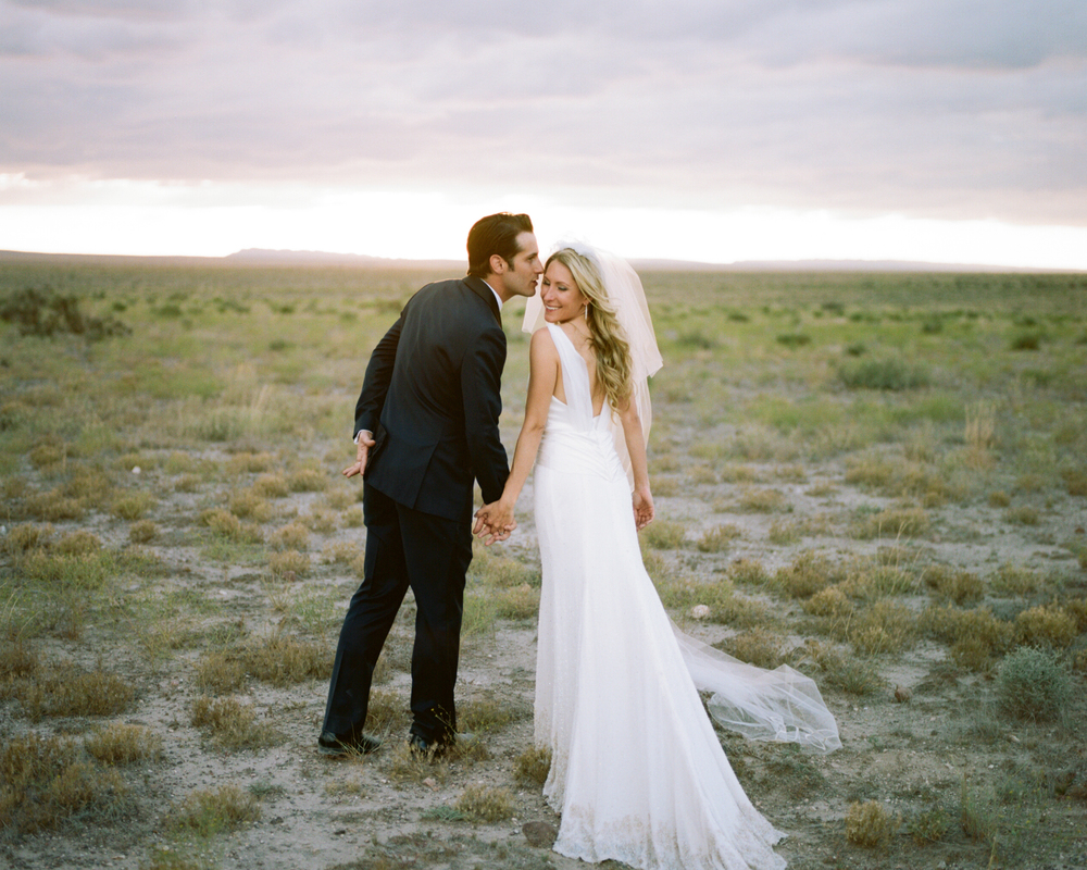 West Texas Wedding - Jessica Garmon