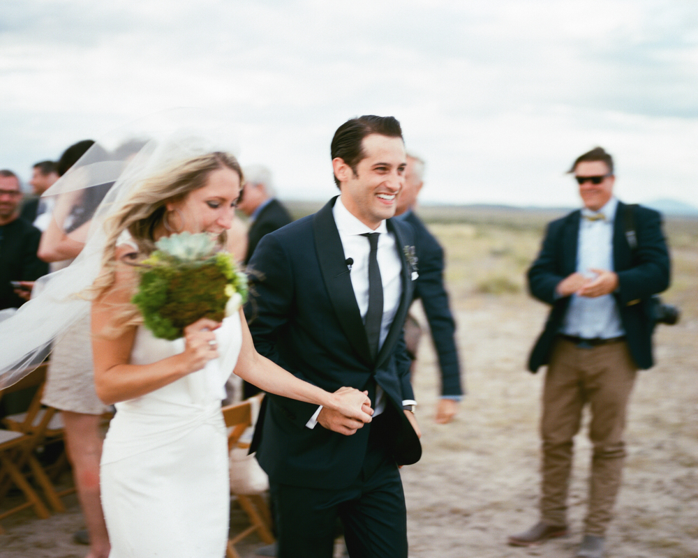 Marfa Wedding - Jessica Garmon
