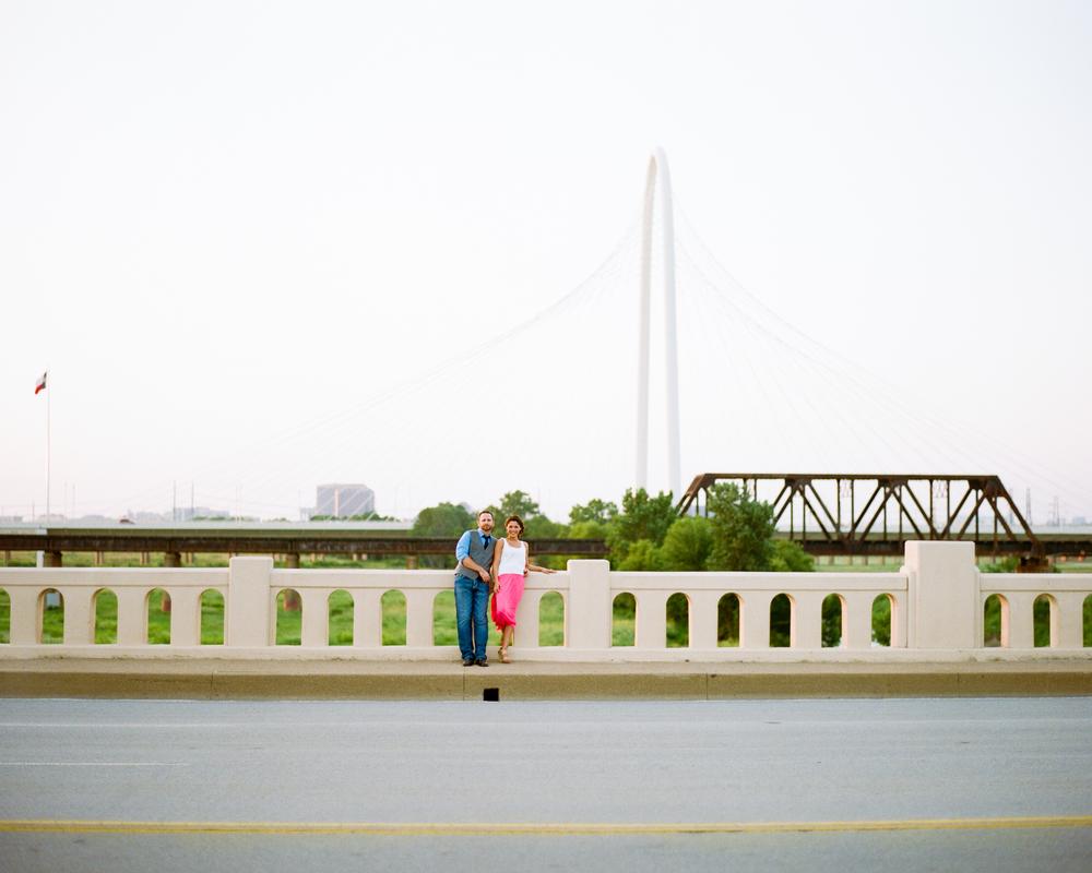 Margaret Hunt Bridge Engagement Photography - Jessica Garmon