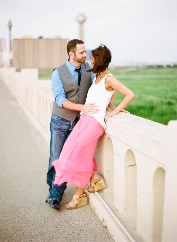Margaret Hunt Bridge Engagement - Jessica Garmon