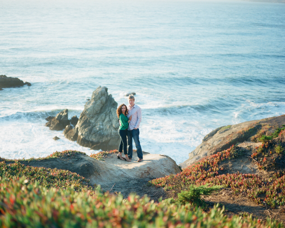 Lands End Engagement Photography by Jessica Garmon