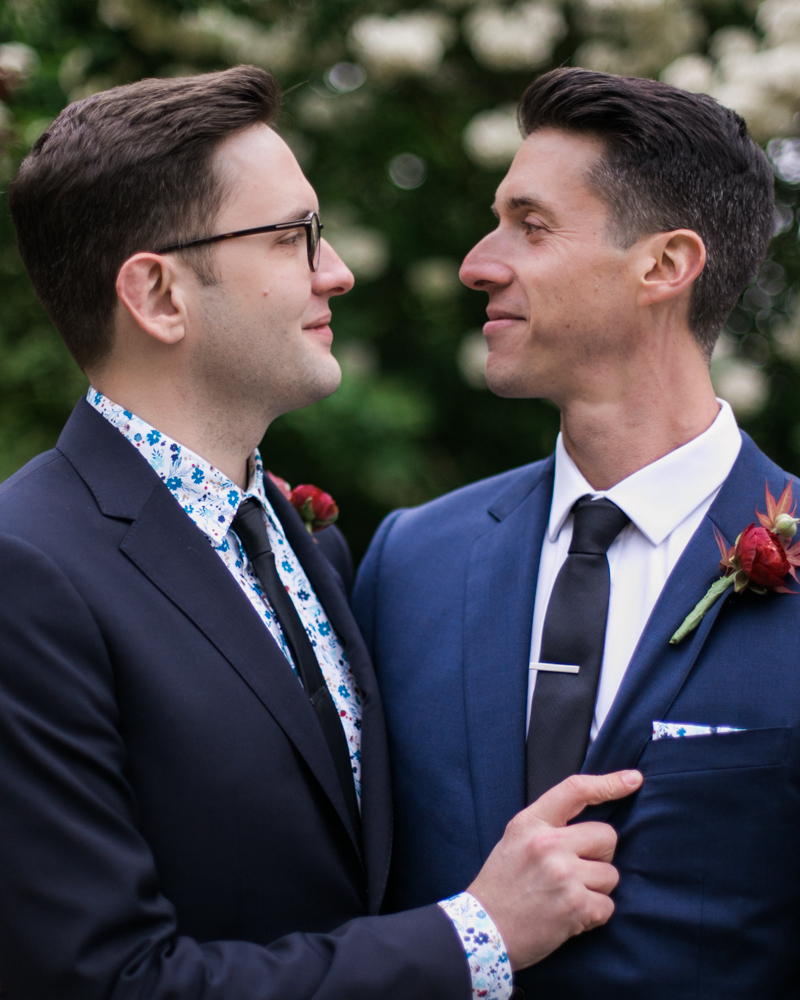 Dallas Same Sex Wedding Photographer