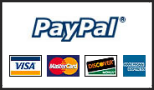 Yes, we accept PayPal! Please use the  Contact  page if this is how you would prefer to pay.
