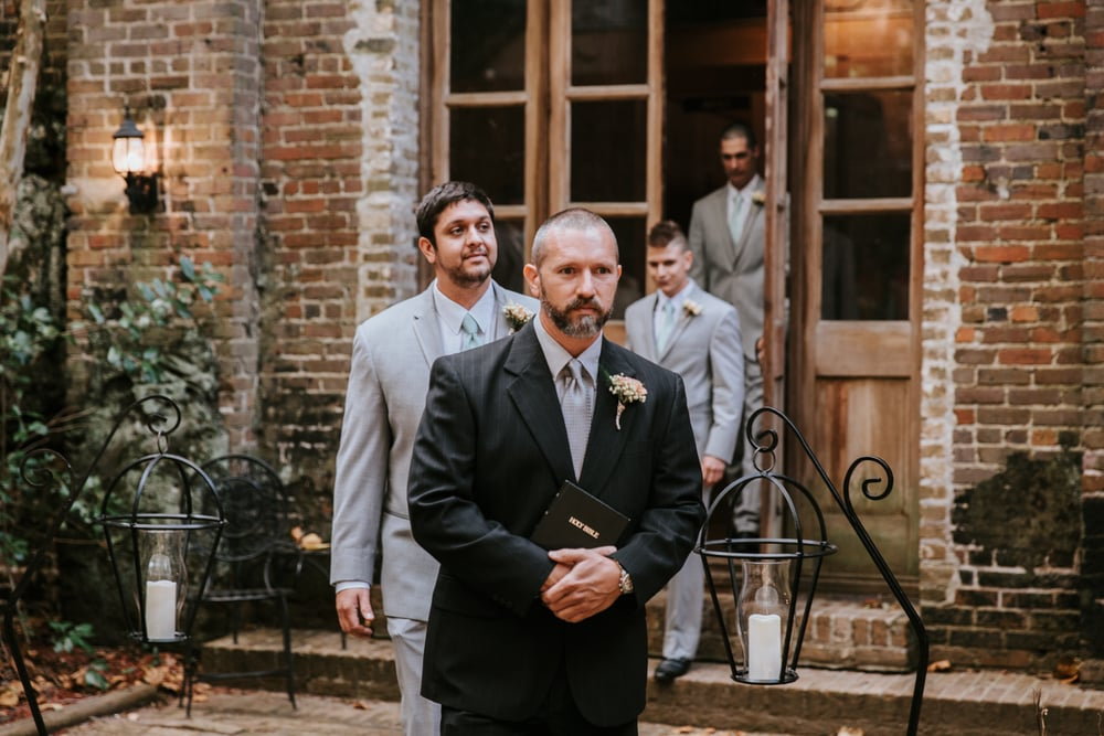 McComb, Mississippi Ice House Wedding | Maria Newman Photography