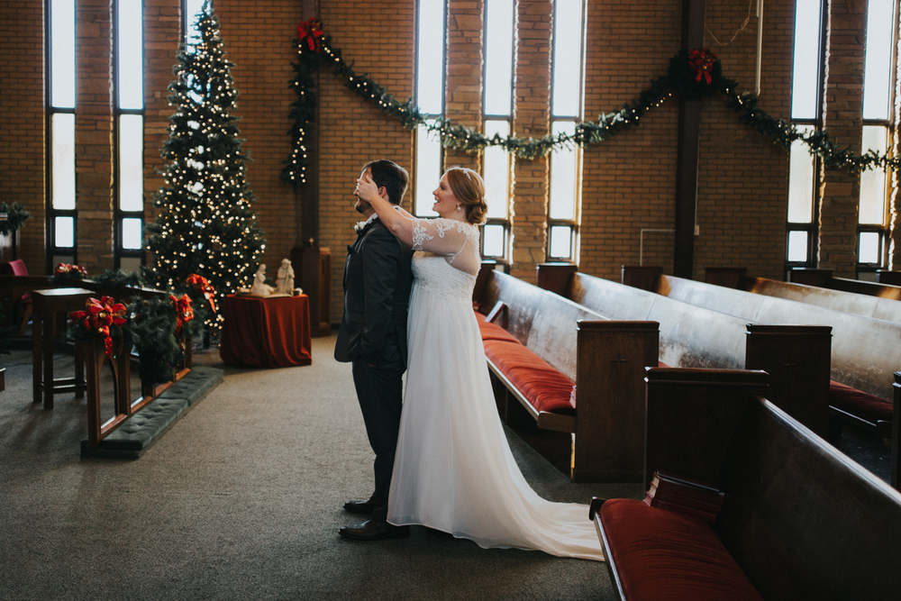 Downtown Hattiesburg, Mississippi Wedding Photography | Maria Newman Photography
