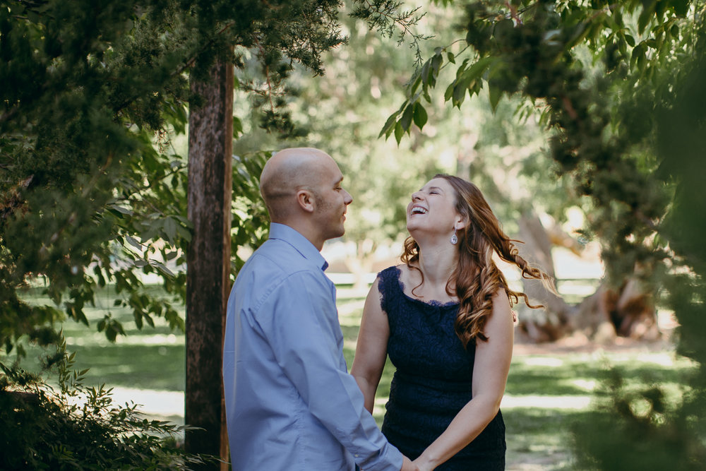 Markham Regional Arboretum Engagement Session