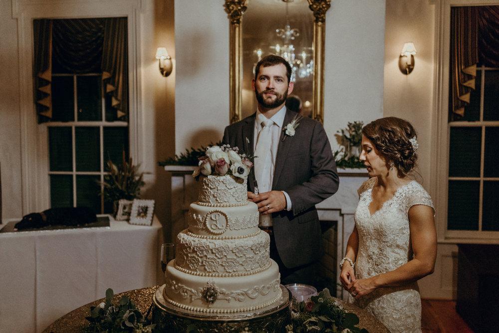 Grass Lawn - Gulfport, Mississippi Wedding