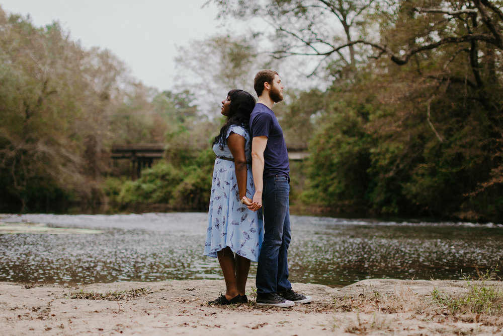 Hattiesburg, Mississippi Engagement Photography