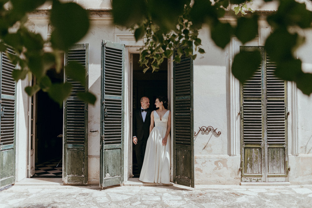 Grasse, France Wedding Photography