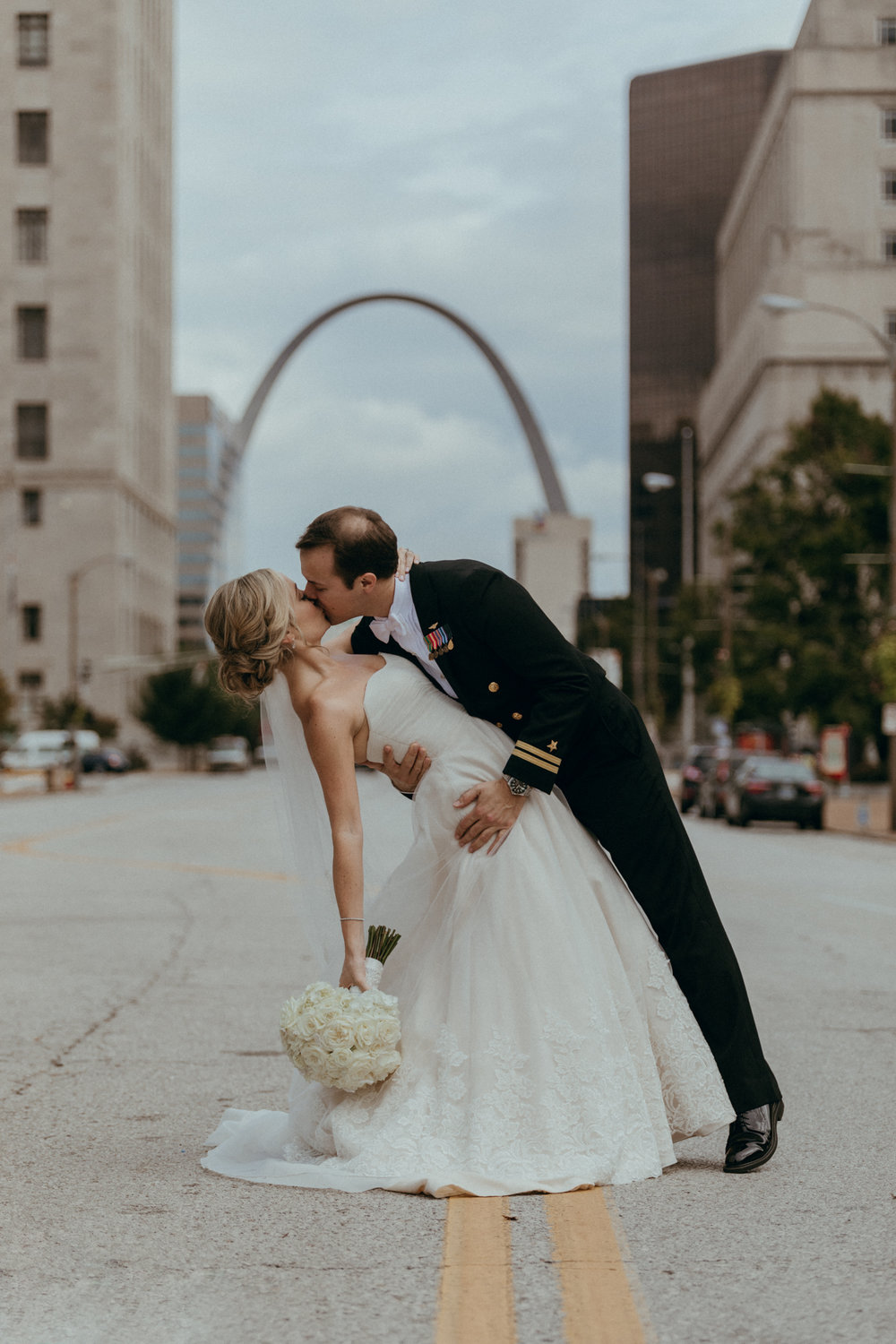 St. Louis Arch Wedding