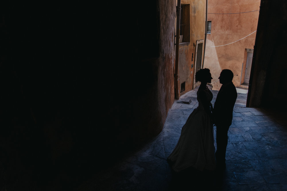 Grasse, France Destination Wedding Photography