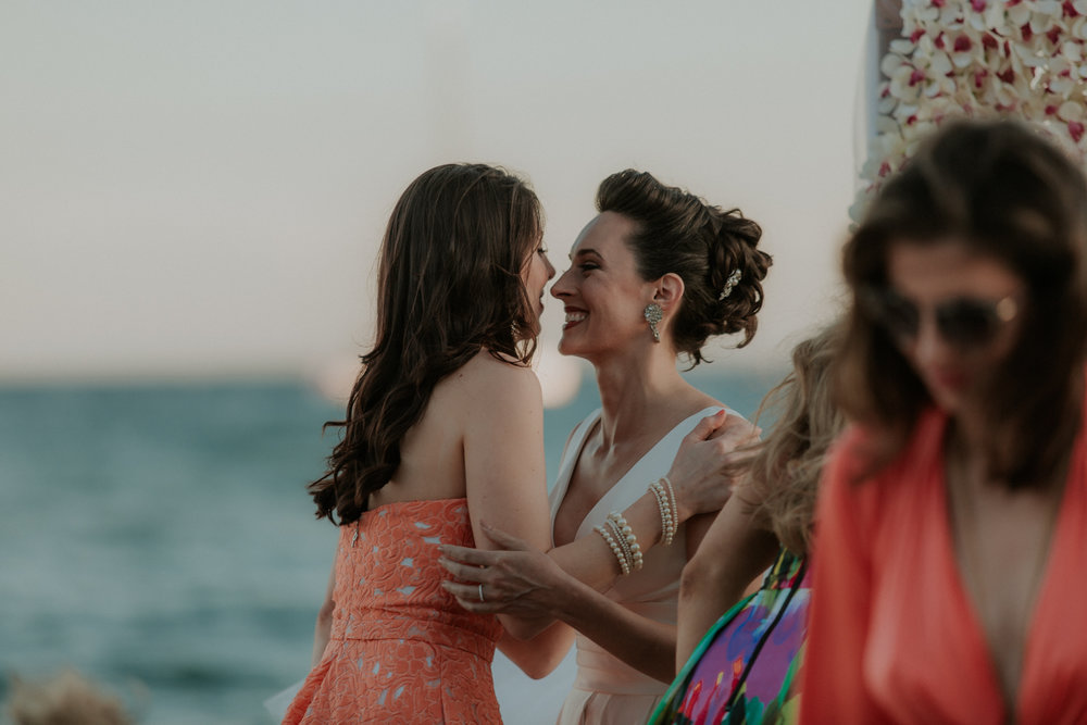 French Riviera Wedding