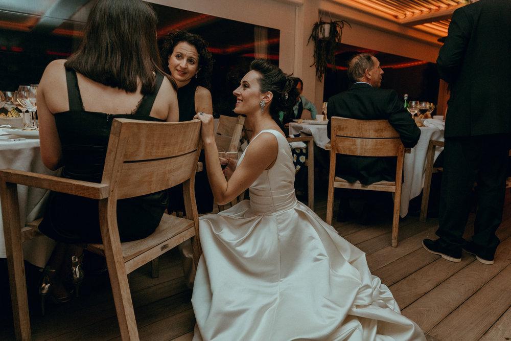 Plage du Festival Wedding
