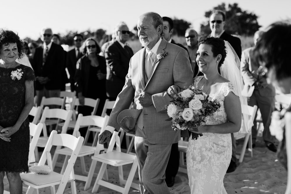 Biloxi Beach wedding