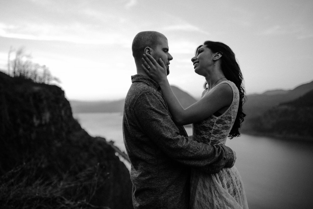 Columbia River Gorge Engagement