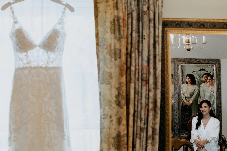Sarah + Brandon | An Oregon City Wedding at Ainsworth House ...