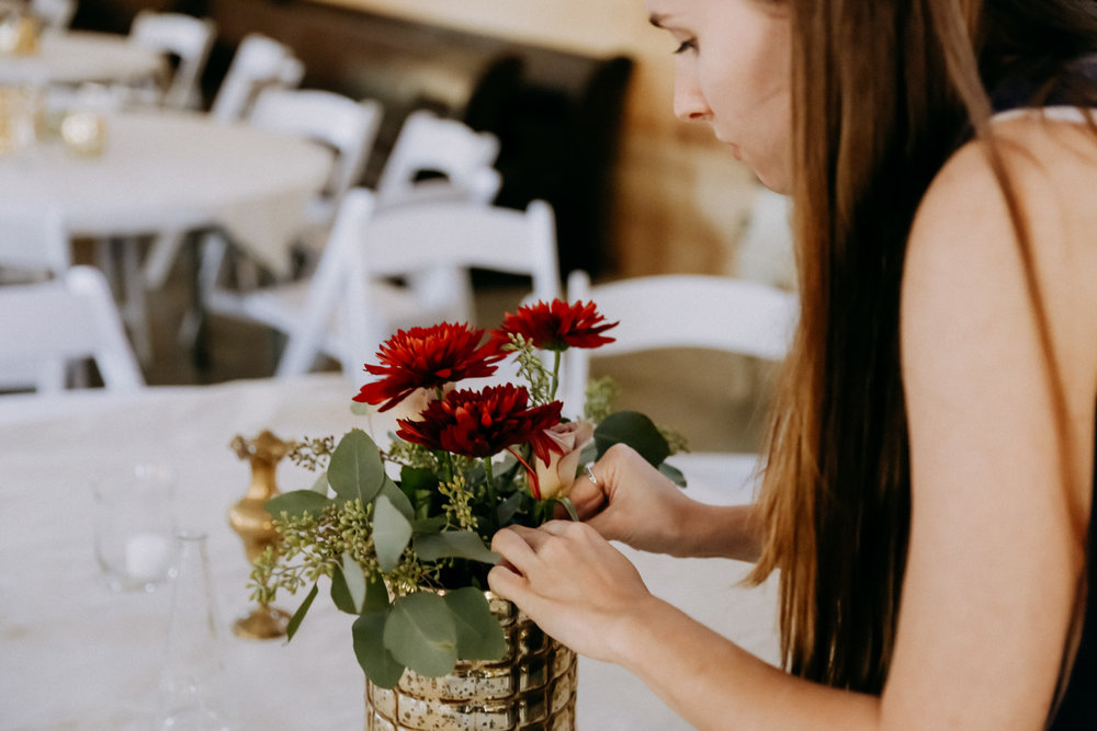 DIY Mississippi wedding at Rasberry Greene