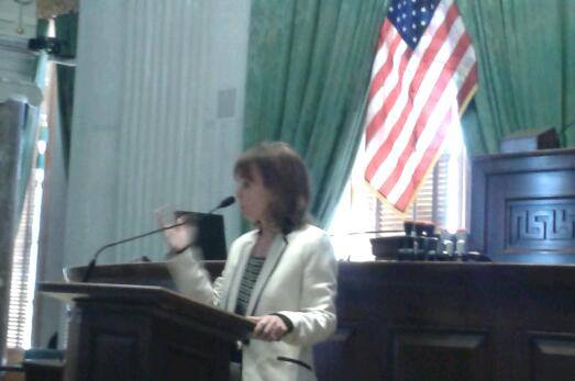 Speaker of the House Beth Harwell