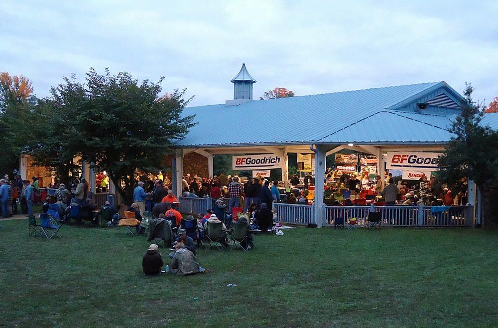 Main Pavilion at GMP