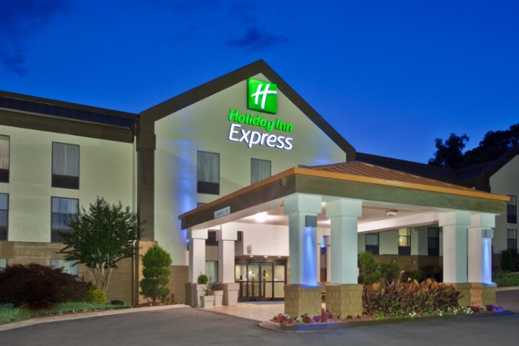Holiday Inn Express, Kimball, TN