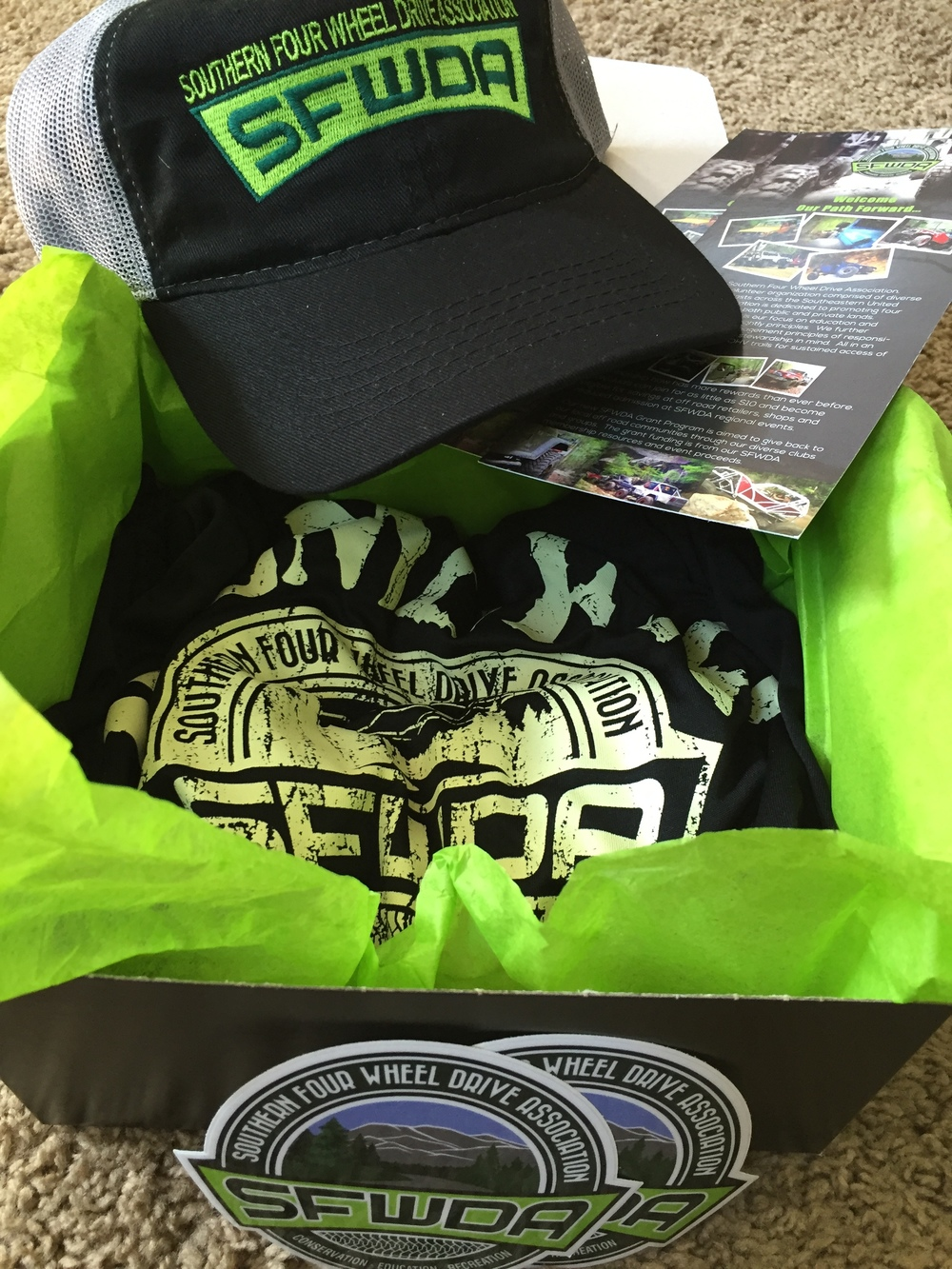 Premium Membership gear package
