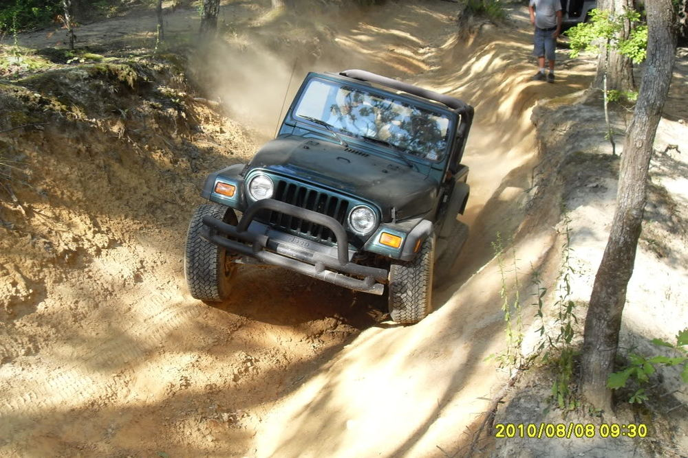 Turkey Bay Trail System offers 100+ miles for every type of OHV.