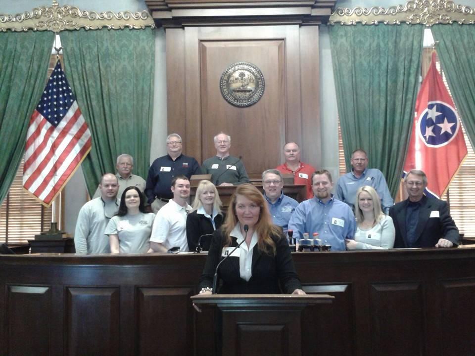 2014 - TN OHV Day on the Hill