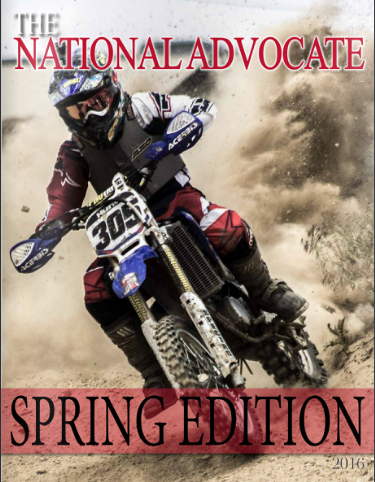 Spring National Advocate