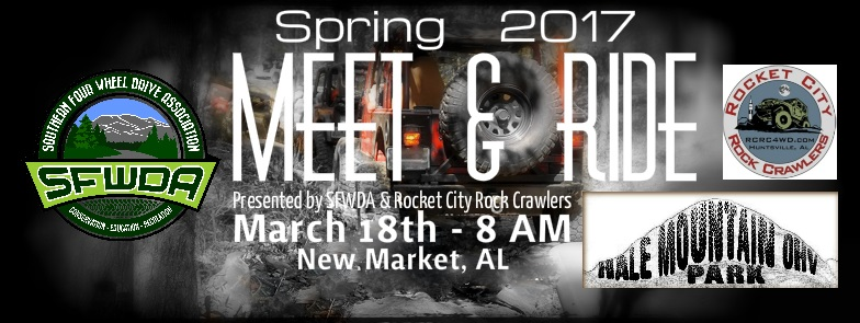 Spring 2017 Meet & Ride