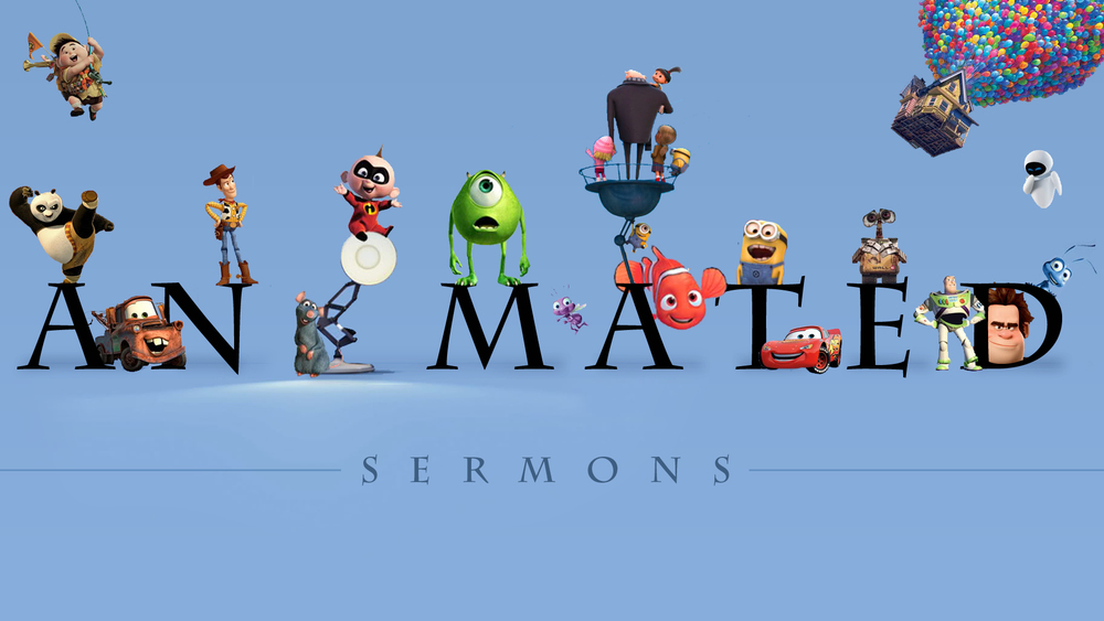 Animated Sermon Series Slide