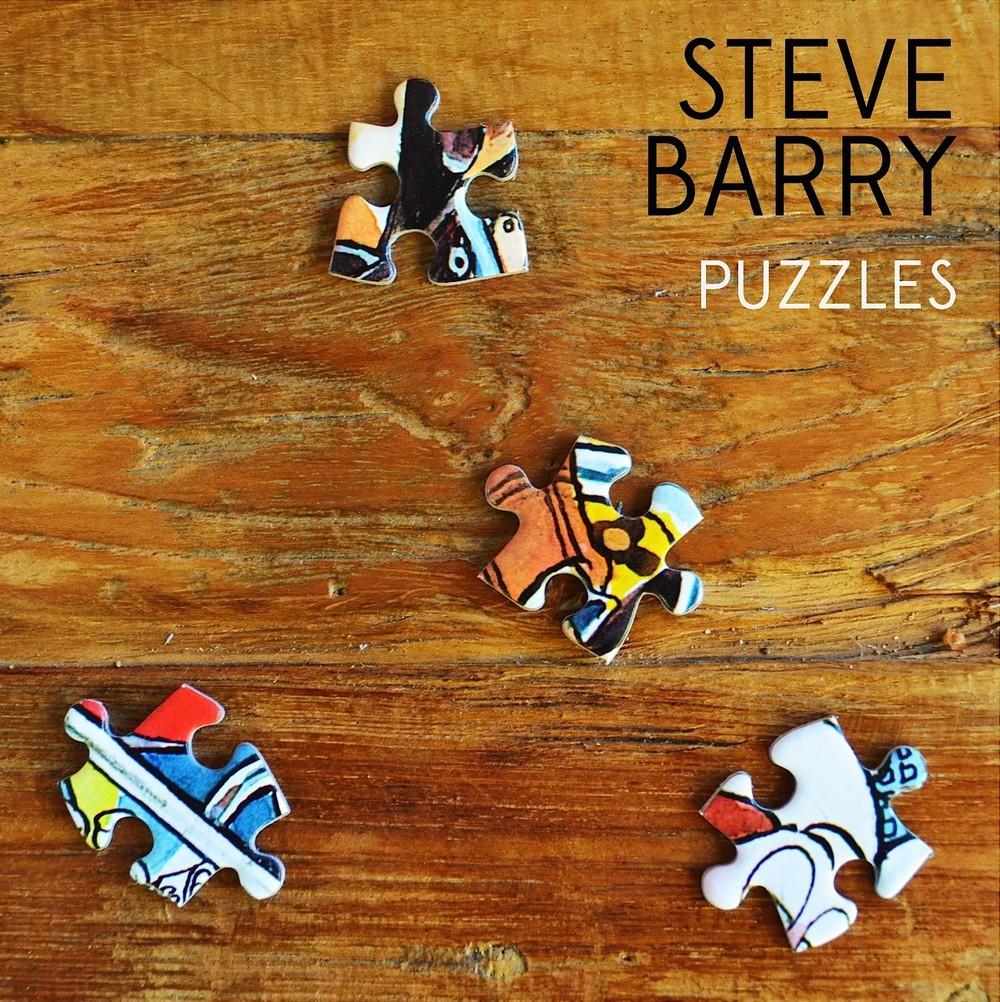 Steve Barry - Puzzles (2014)