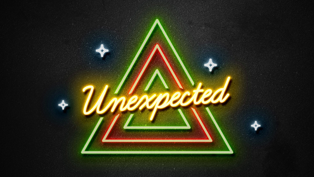 Southeast Christian Church: Unexpected | Shane Harris - Melbourne Florida Graphic Design